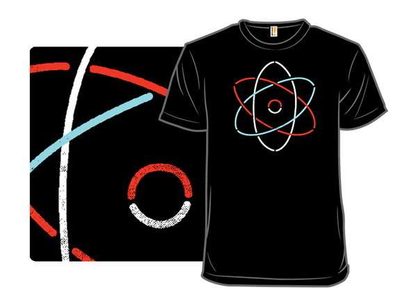 Atomic Style T Shirt