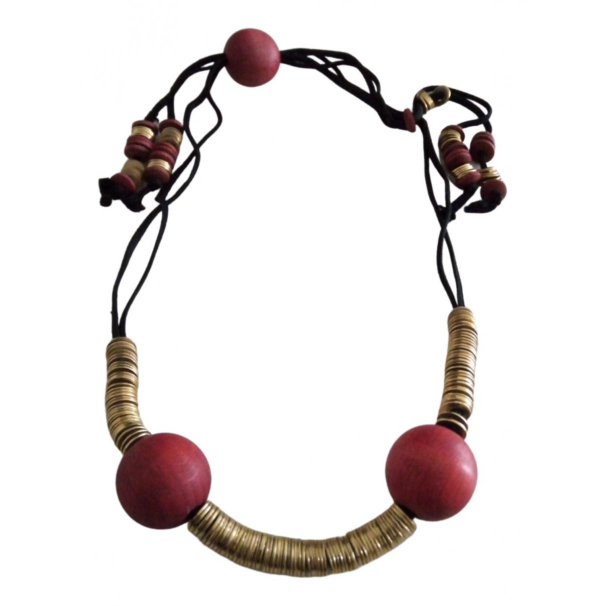 - Collier Motifs Ethniques pour femme en metal