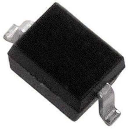 DiodesZetex Diodes Inc, 11V Zener Diode 5% 200 mW SMT 2-Pin SOD-323 (100)