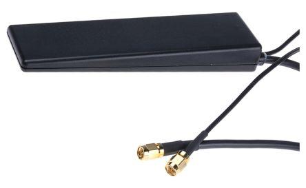 Mobilemark GPS Antenna CVW-UMB-1C2C-BLK-120 SMA