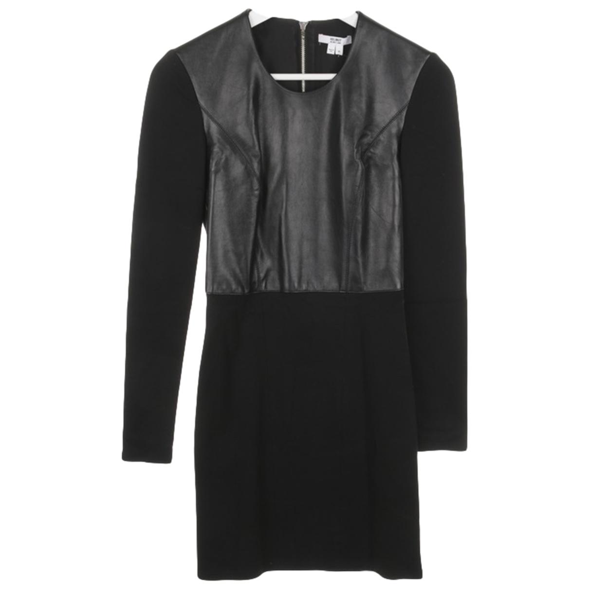 Helmut Lang \N Black dress for Women 36 FR