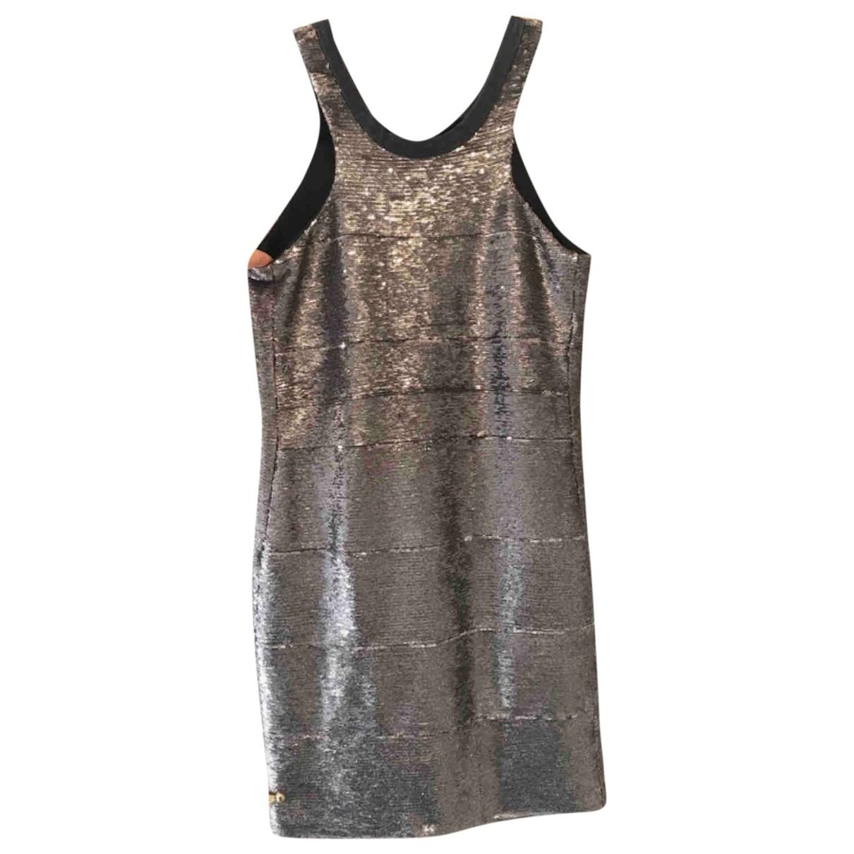 Mini vestido de Con lentejuelas Iro