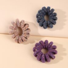 3 Stuecke Elastisches Haarband