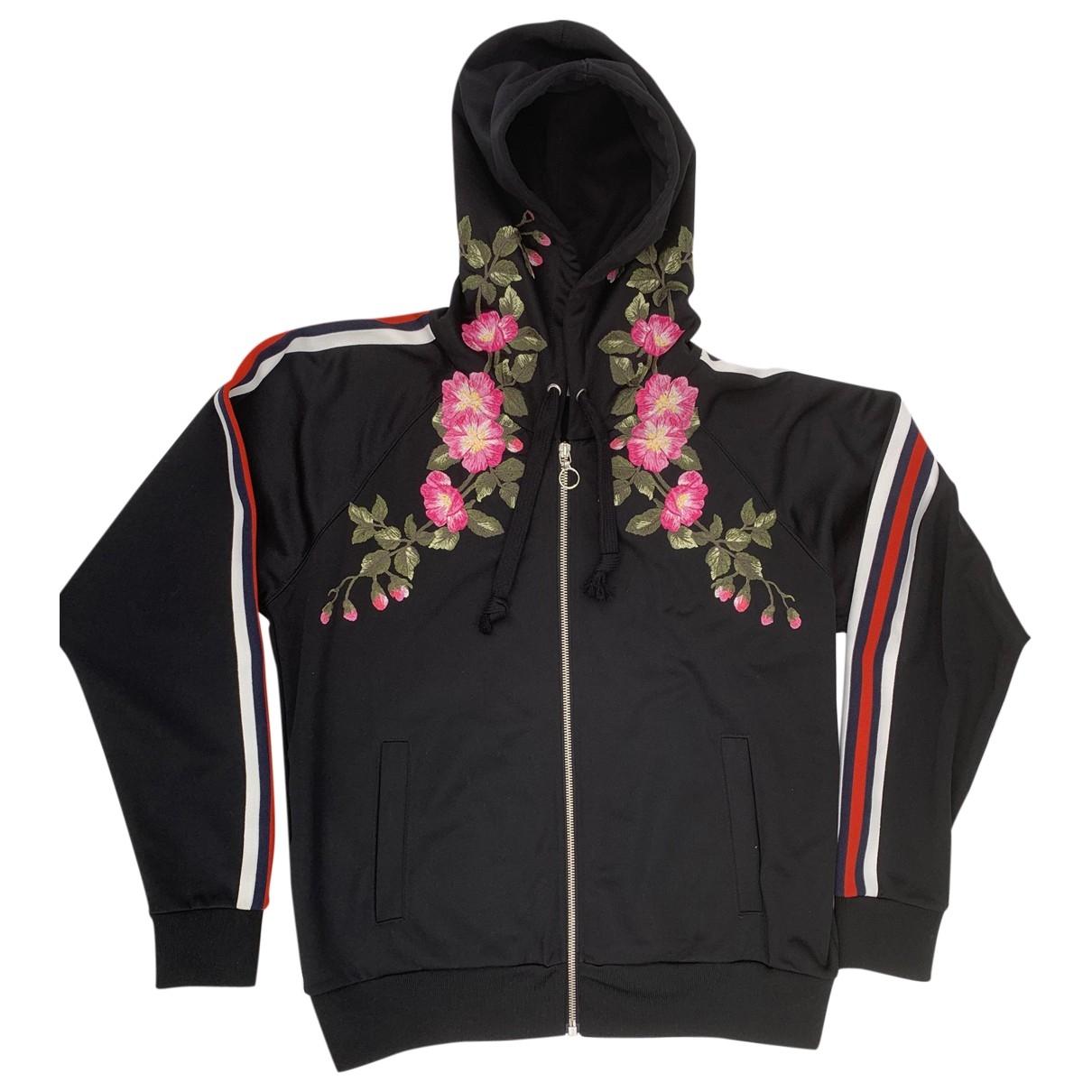 Gucci \N Pullover in  Schwarz Polyester