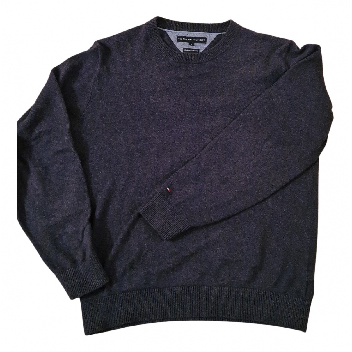Tommy Hilfiger N Blue Cashmere Knitwear & Sweatshirts for Men M International