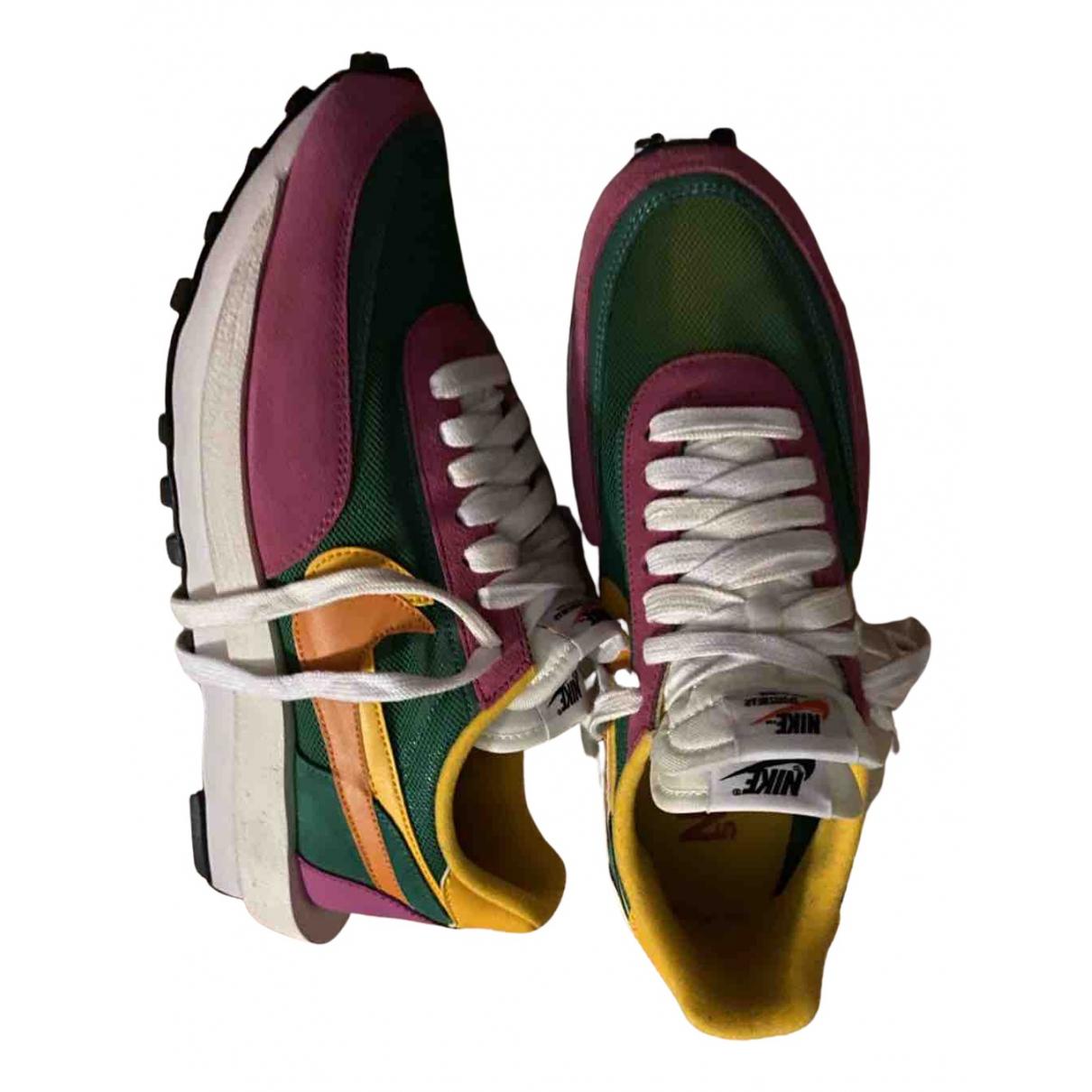 Deportivas LDV Waffle Nike X Sacai