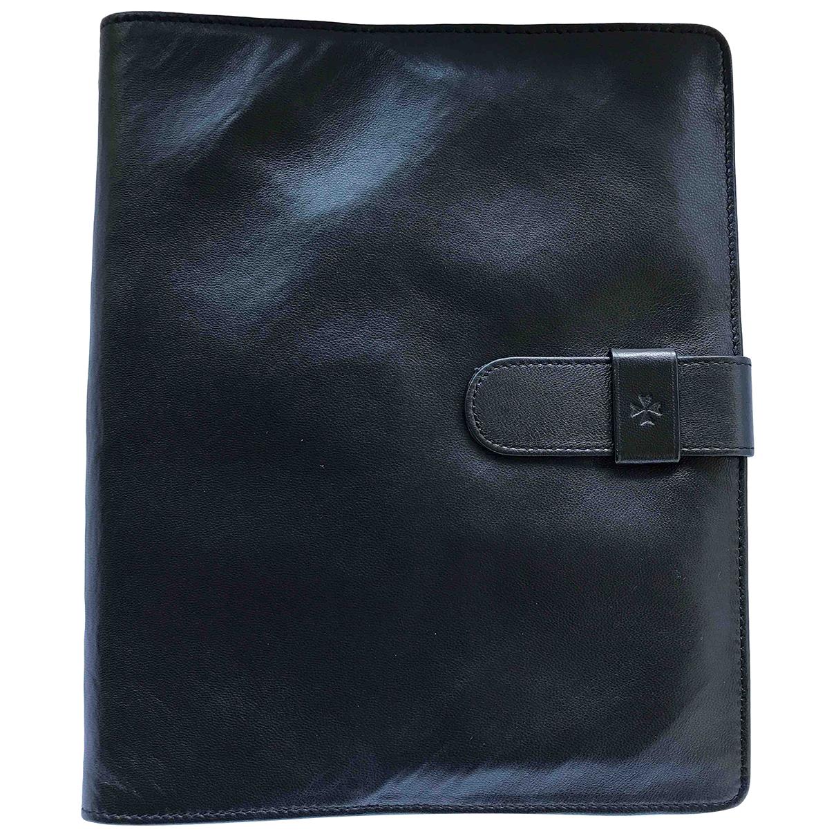 Vacheron Constantin - Petite maroquinerie   pour homme en cuir - noir