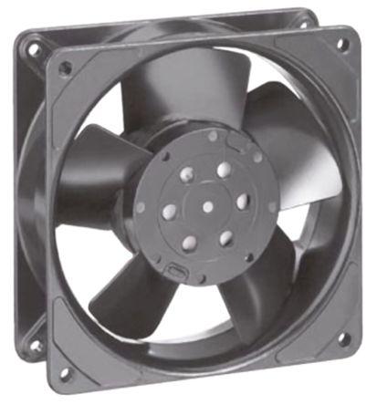 ebm-papst , 24 V ac, AC Axial Fan, 119 x 119 x 38mm