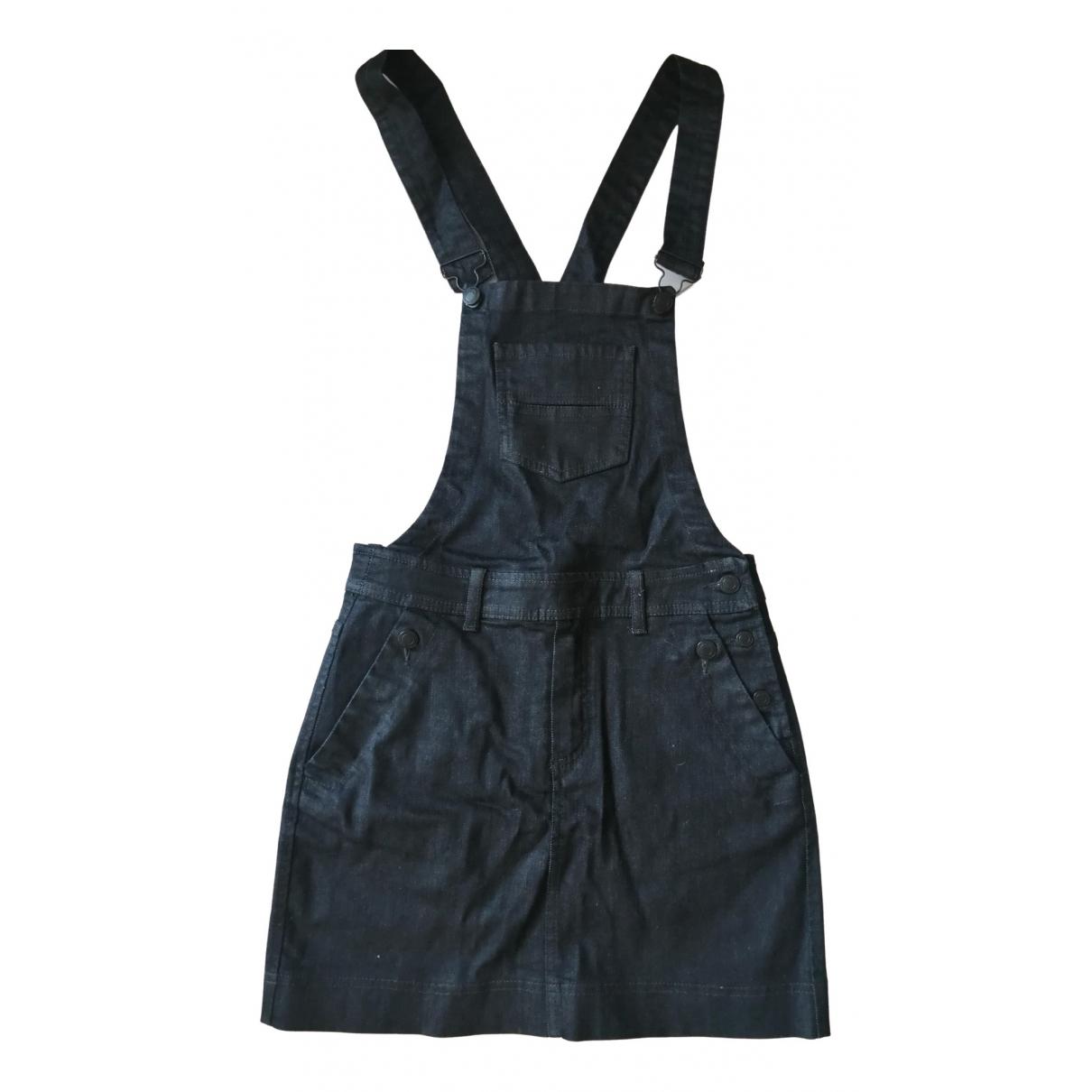 Comptoir Des Cotonniers \N Blue Denim - Jeans dress for Women XS International