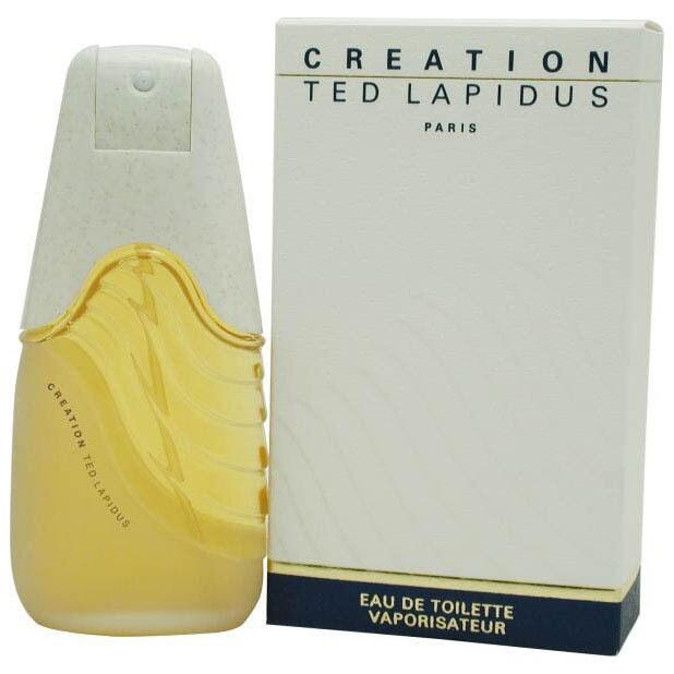 Creation by Ted Lapidus Womens 3.3-ounce Eau de Toilette Spray