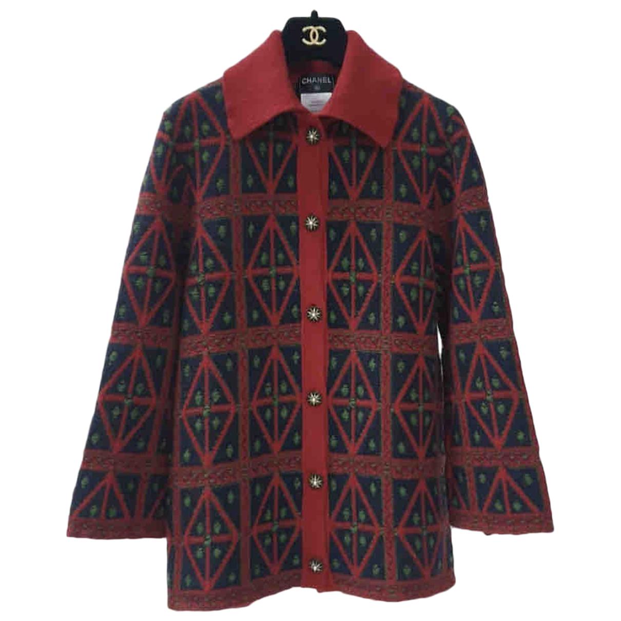 Chanel N Multicolour Cashmere Knitwear for Women 40 FR