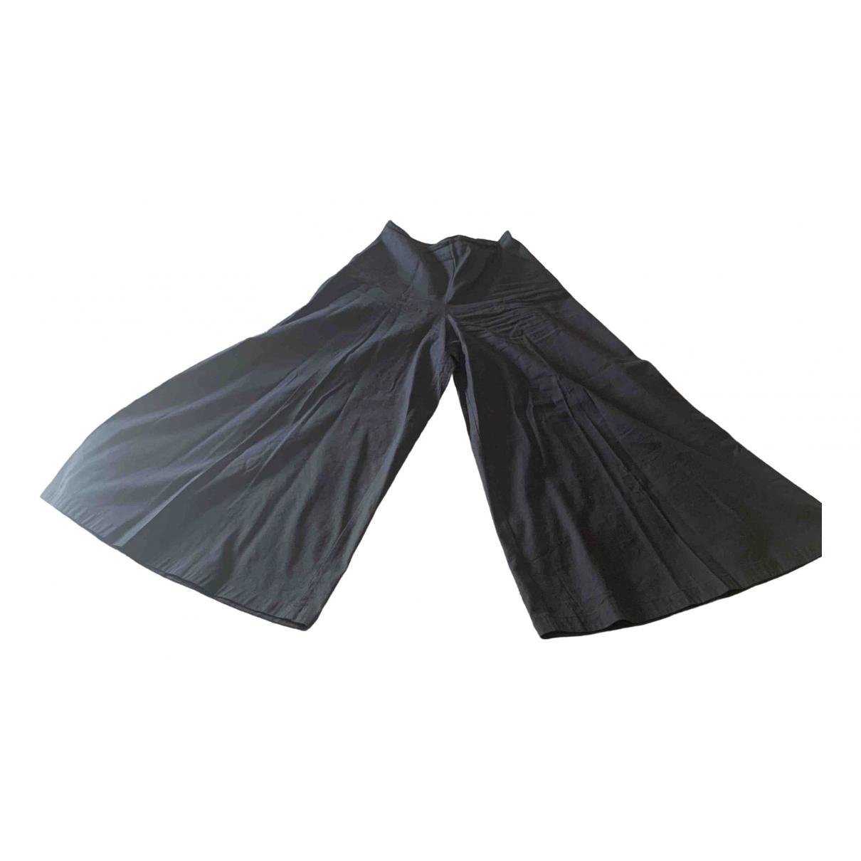 Pantalon largo de Lino Maliparmi