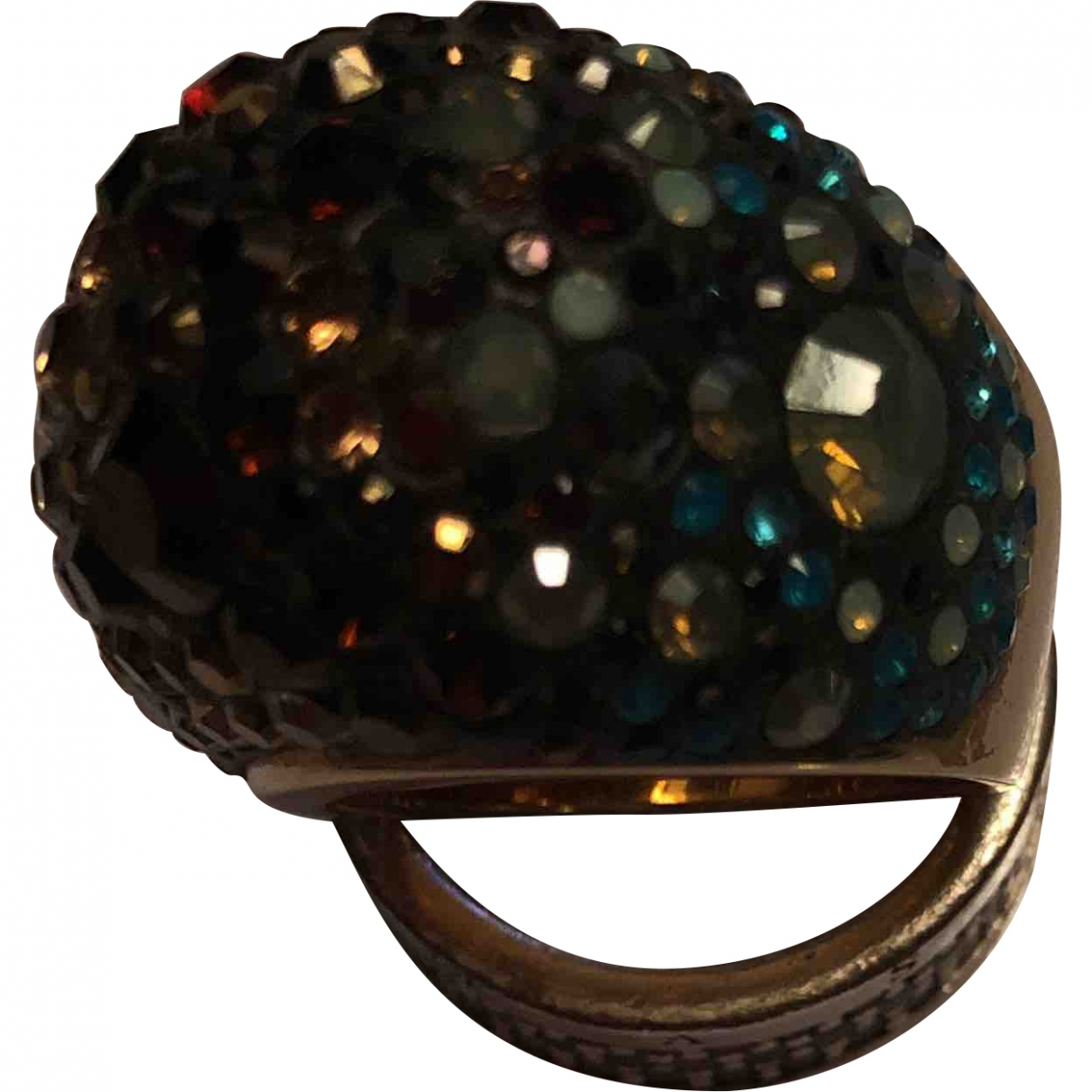 Swarovski - Bague   pour femme en cristal - multicolore