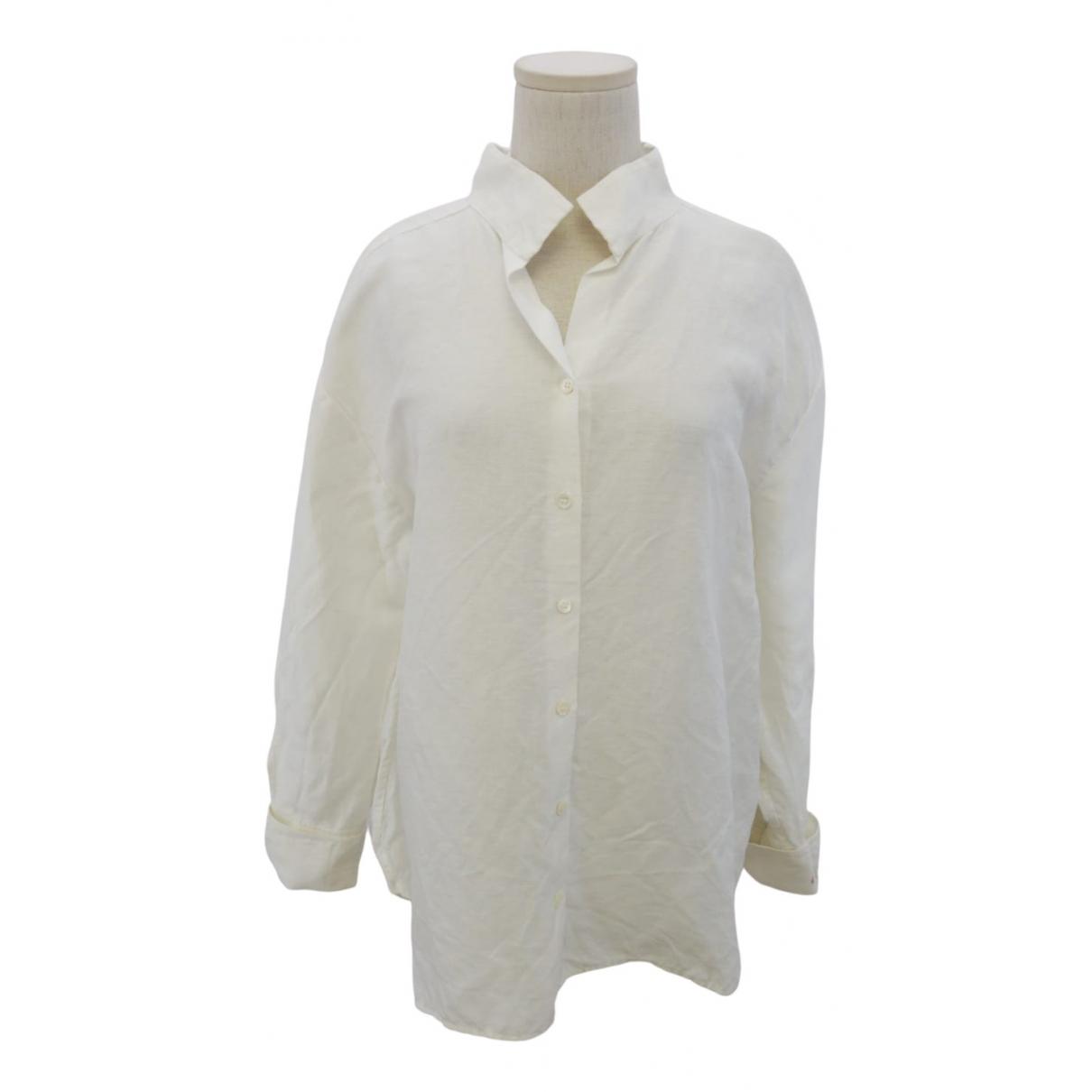 Camisa de Lino Frame Denim