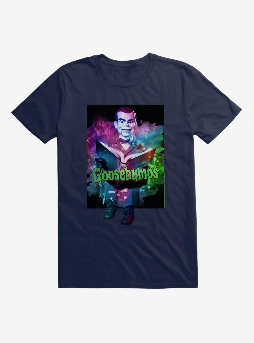 Goosebumps Slappy Dummy Ventriloquest T-Shirt