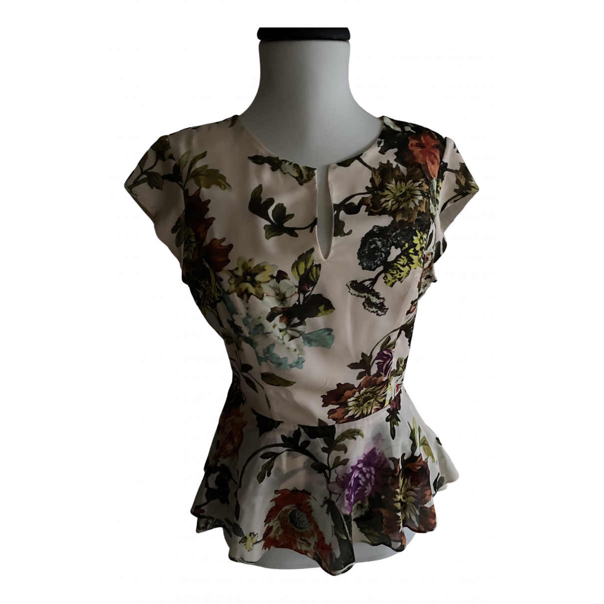 Ted Baker \N Ecru  top for Women 8 UK