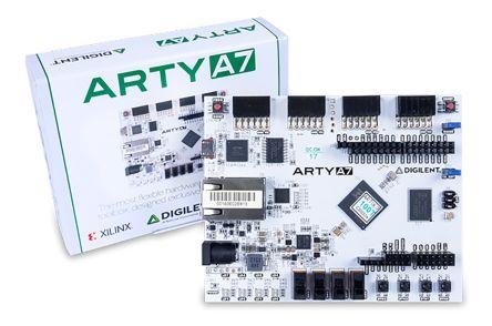 Digilent 410-319-1 FPGA Development Board for Makers and Hobbyists Development Board