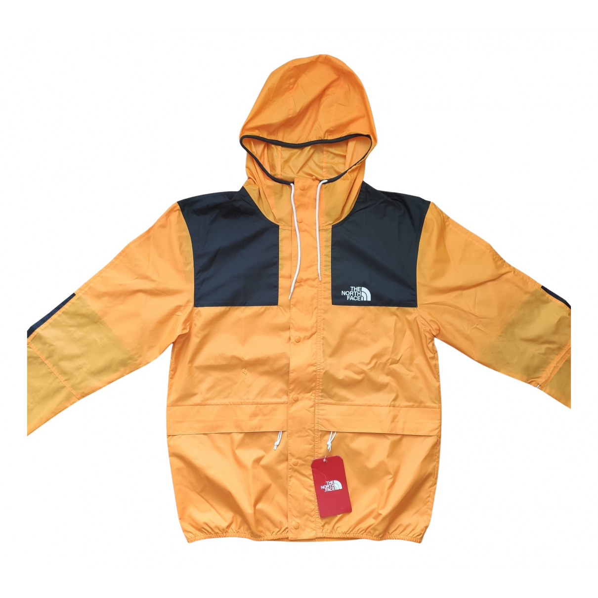 The North Face \N Jacke in  Orange Polyester