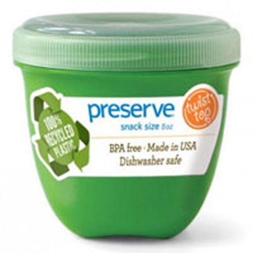 Food Storage Apple Green Mini 8 oz by Preserve