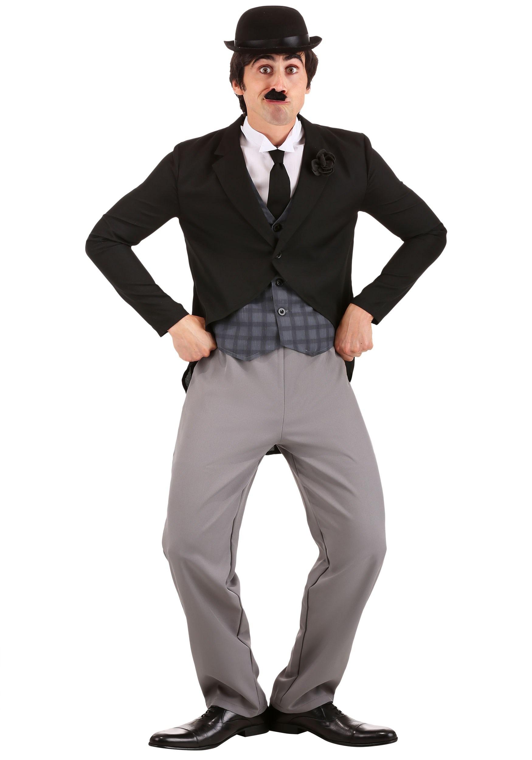 Charlie Chaplin Costume for Men