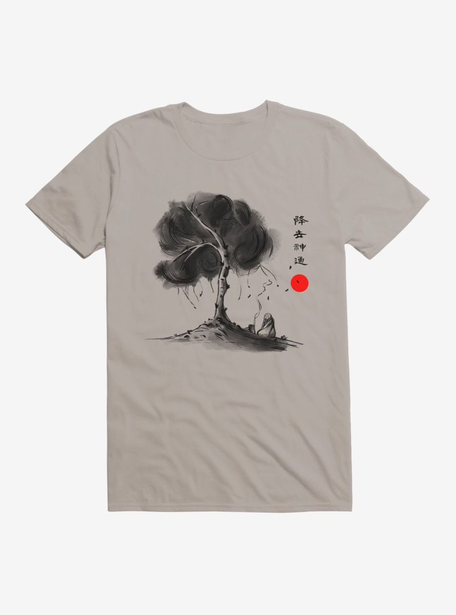 Avatar: The Last Airbender Iroh Leaves From The Vine T-Shirt