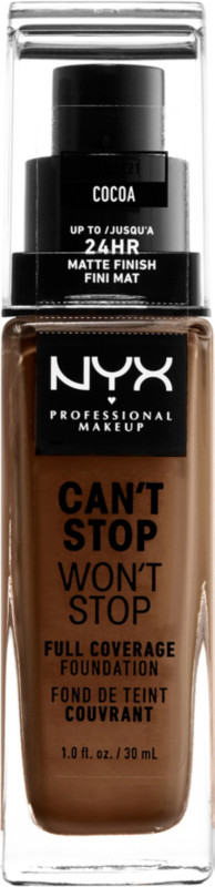 Can't Stop Won't Stop Foundation - Cocoa (deep deep w/ neutral undertone)