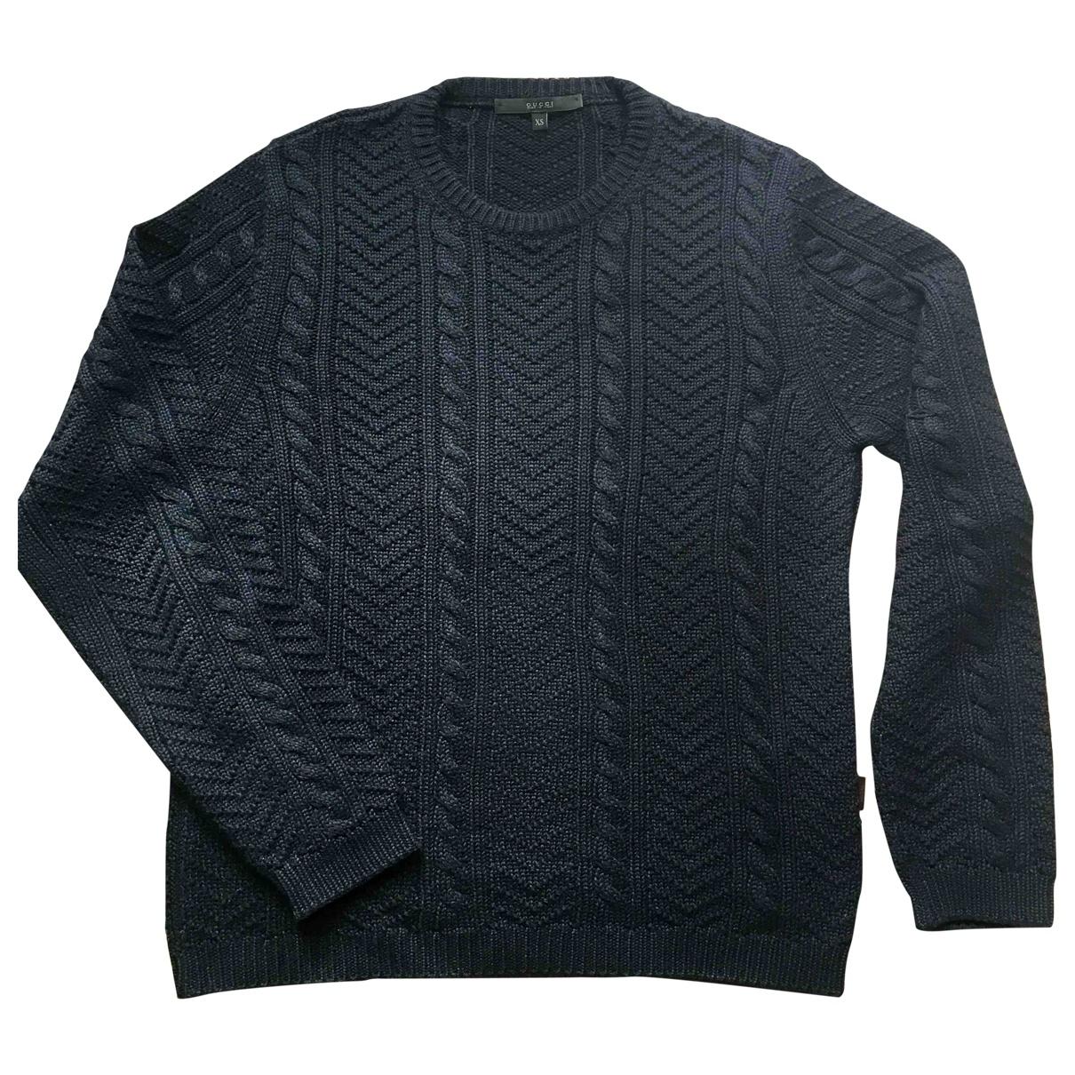 Gucci - Pulls.Gilets.Sweats   pour homme - marine