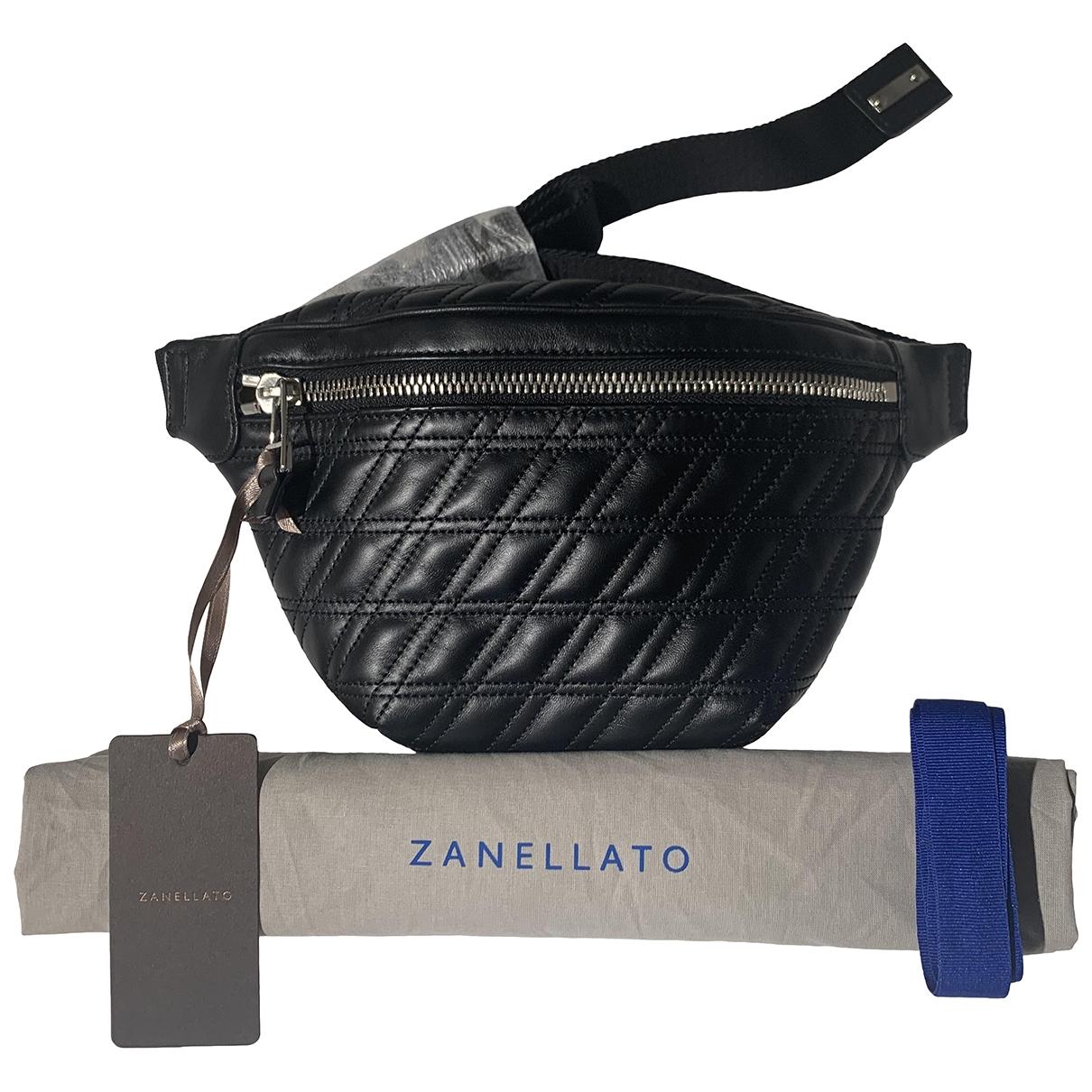 Zanellato - Petite maroquinerie   pour homme en cuir - noir