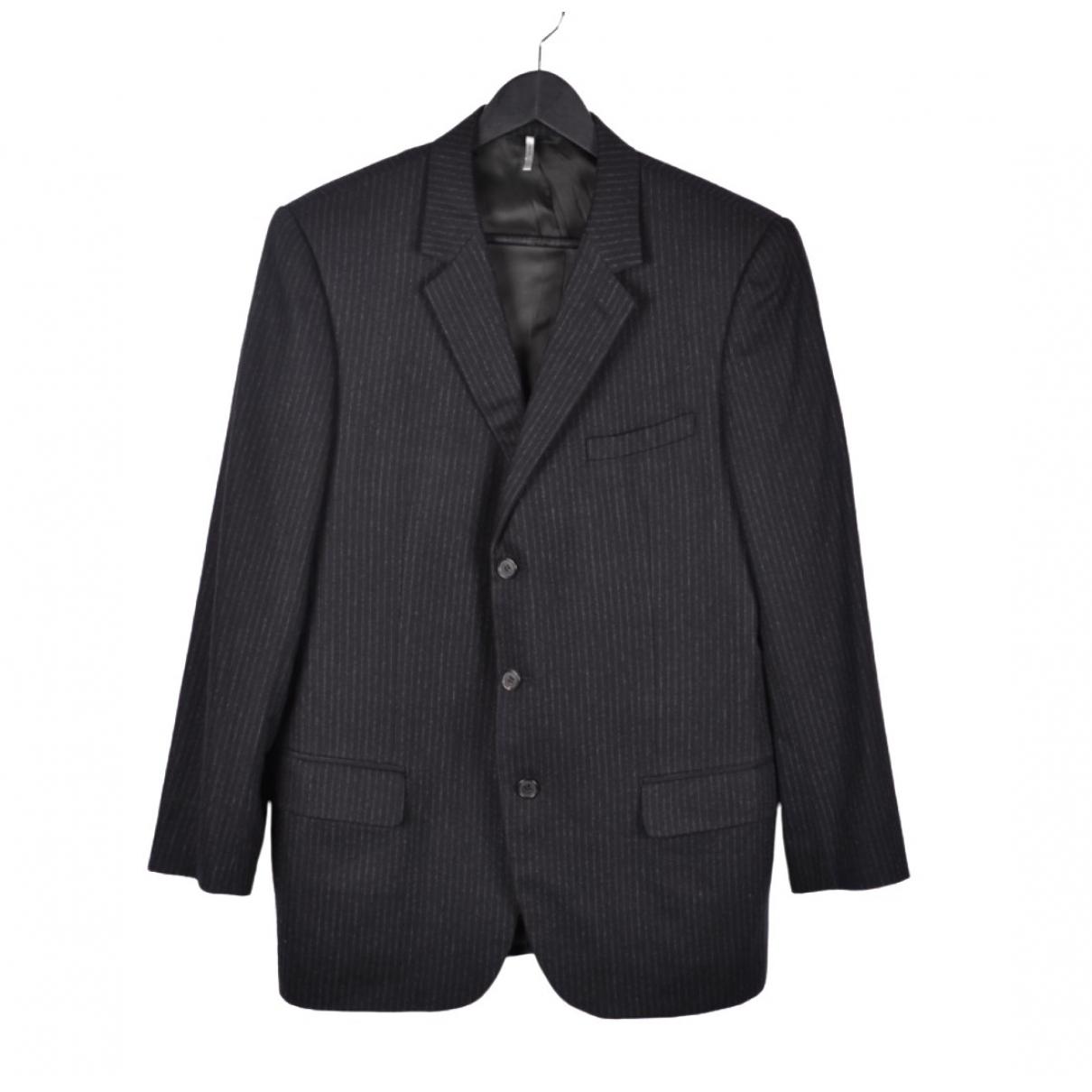 Dior Homme \N Black Wool jacket  for Men 52 IT