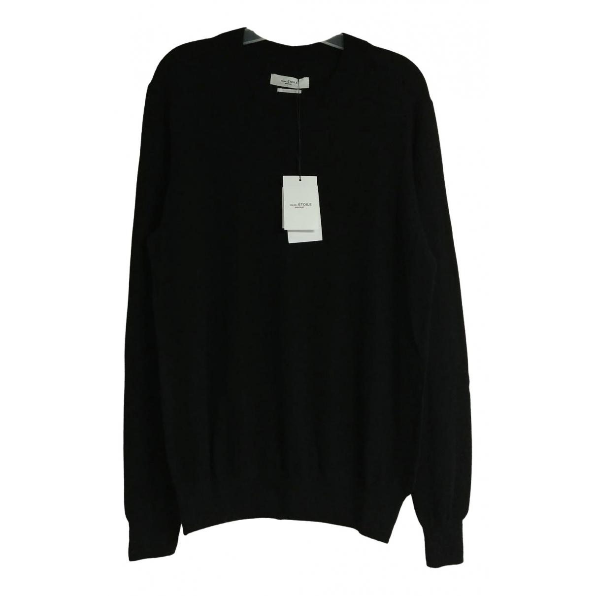 Isabel Marant Etoile N Black Wool Knitwear for Women 40 FR
