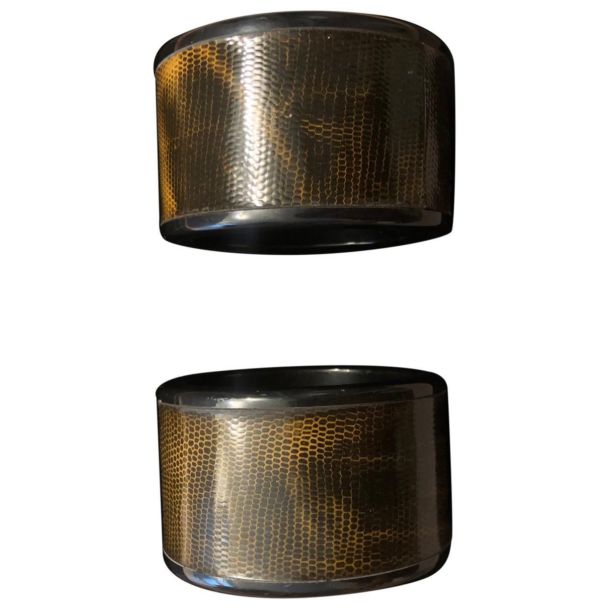 Sharra Pagano - Bracelet   pour femme en ceramique - noir