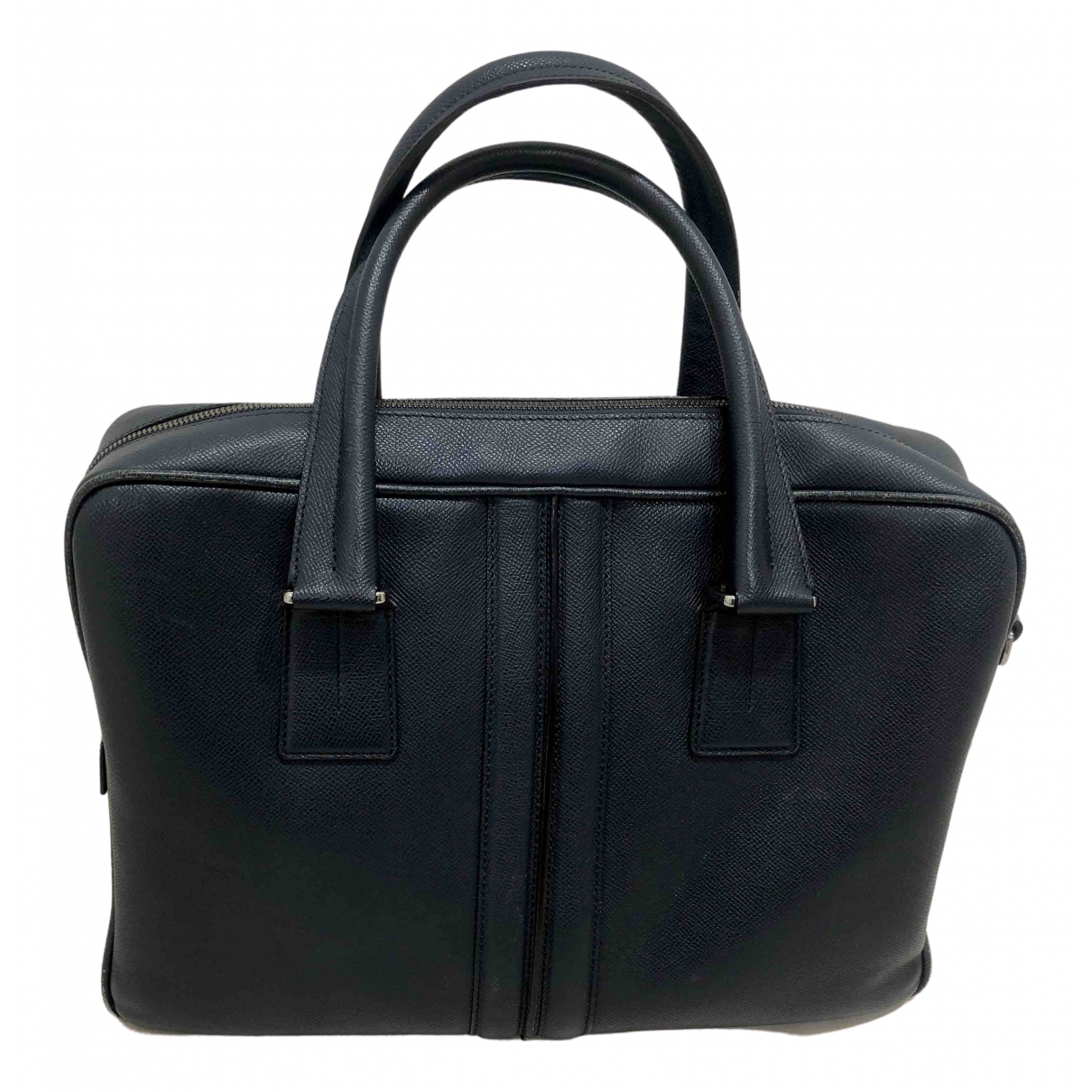 Tod's N Navy Leather bag for Men N
