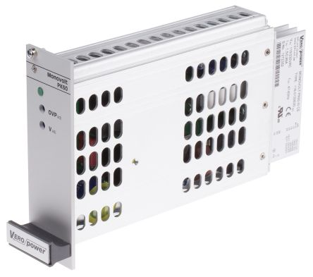 Eplax , 60W Embedded Switch Mode Power Supply SMPS, 5V dc, Enclosed