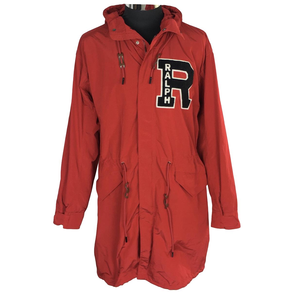 Ralph Lauren Purple Label \N Red coat  for Men XL International