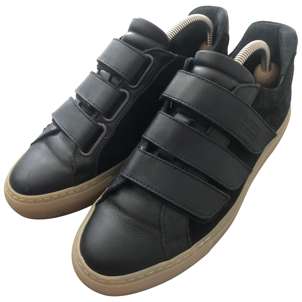 National Standard \N Sneakers in  Schwarz Leder