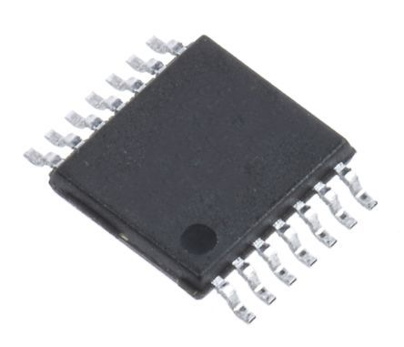 ON Semiconductor 74AC08MTC, Quad 2-Input AND Logic Gate, 14-Pin TSSOP (96)