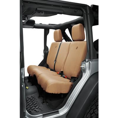 Bestop Rear Seat Cover (Tan) - 29292-04