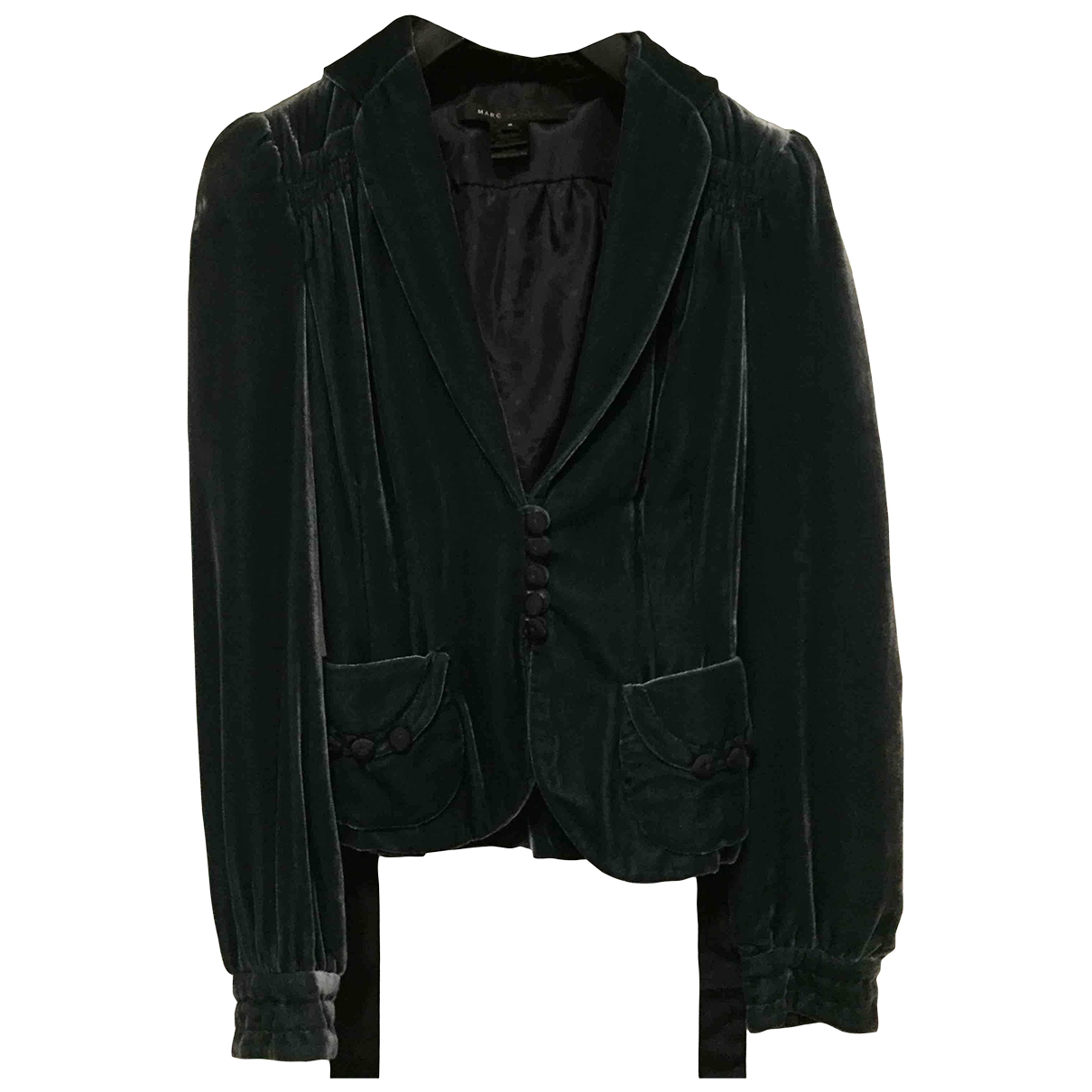 Marc Jacobs \N Green Velvet jacket for Women 2 US