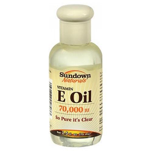 Sundown Naturals Vitamin E Oil 2.5 oz by Sundown Naturals