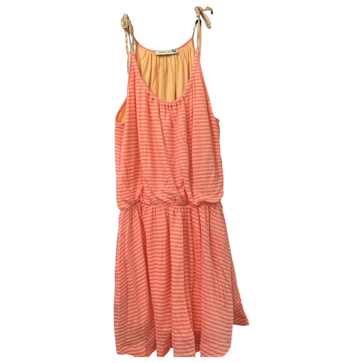 Mini vestido See By Chloe