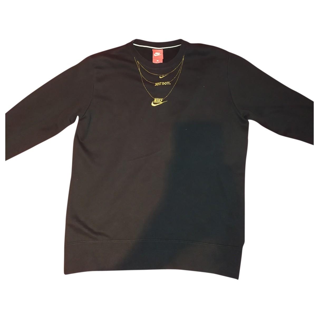 Nike \N Black Cotton Knitwear for Women XS International