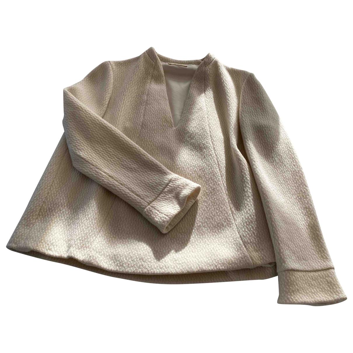 Ba&sh \N Beige Wool  top for Women 1 US