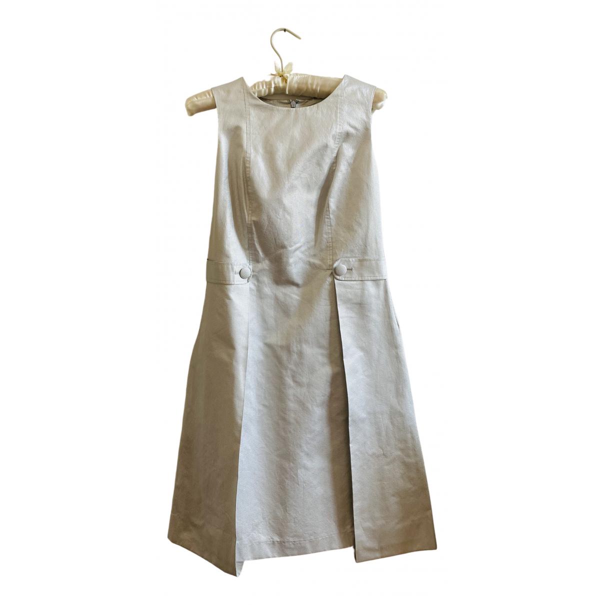 Paul Smith N Silver dress for Women 40 IT