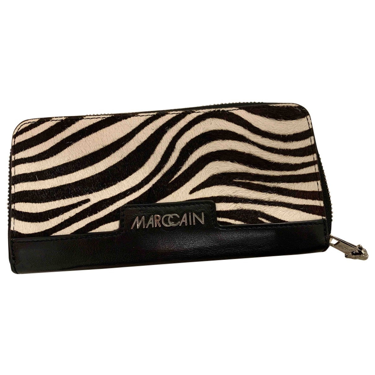 Marc Cain \N Exotic leathers wallet for Women \N