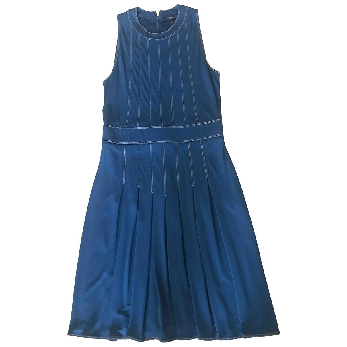 Gucci \N Blue Silk dress for Women L International