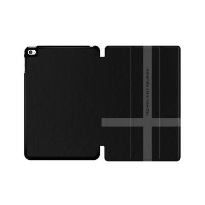 Apple iPad mini 4 Tablet Smart Case - TECHNO IS MY RELIGION  von Berlin Techno Collective