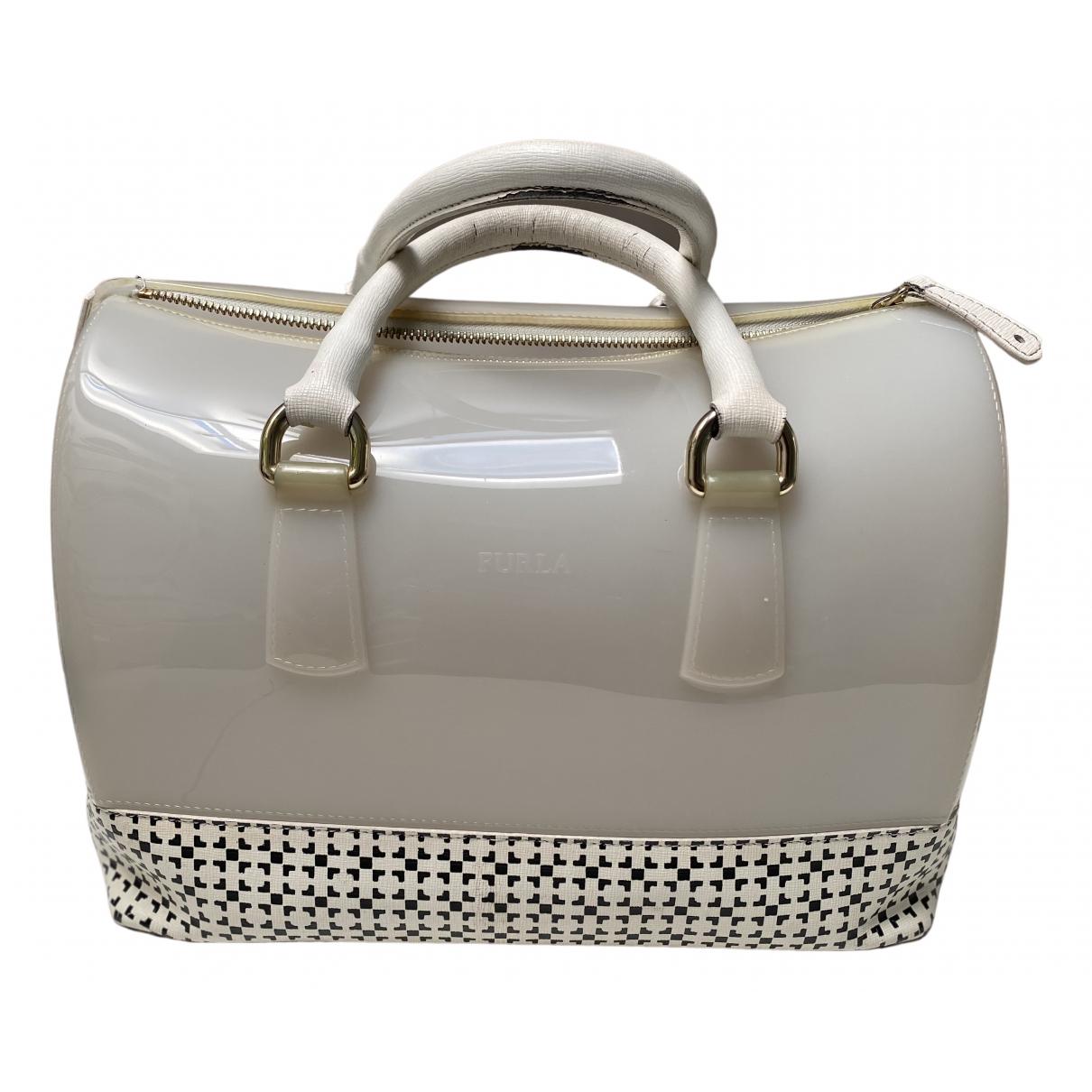 Furla Candy Bag Ecru handbag for Women N