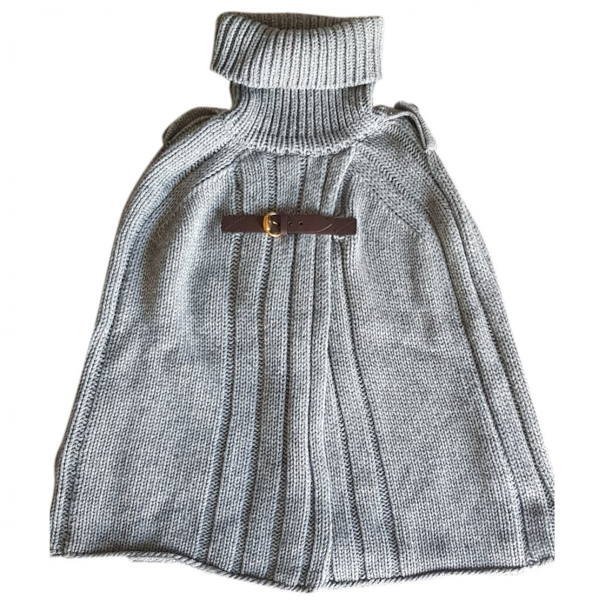 Gucci \N Grey Wool Knitwear for Women 40 IT