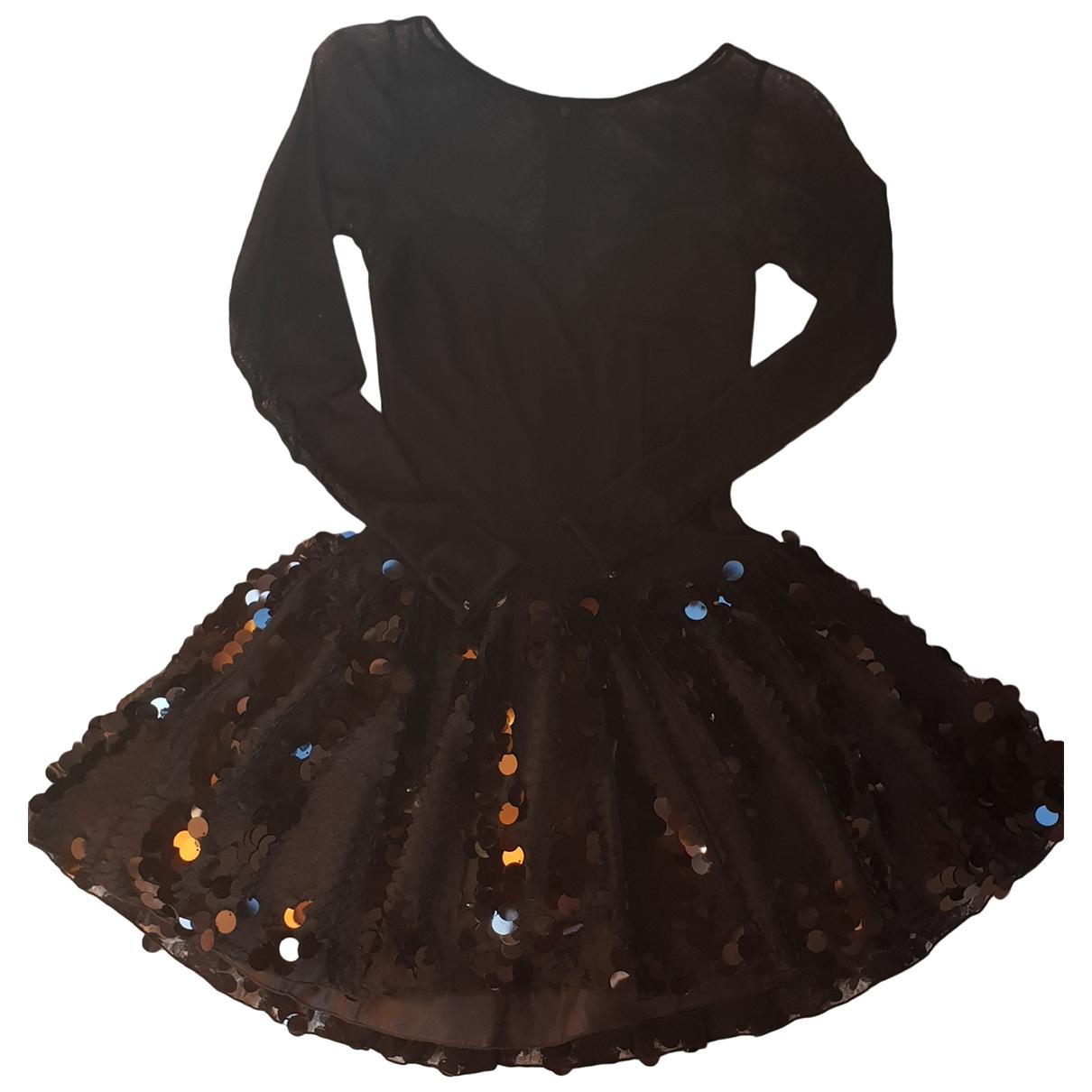 Mini vestido de Con lentejuelas Non Signe / Unsigned