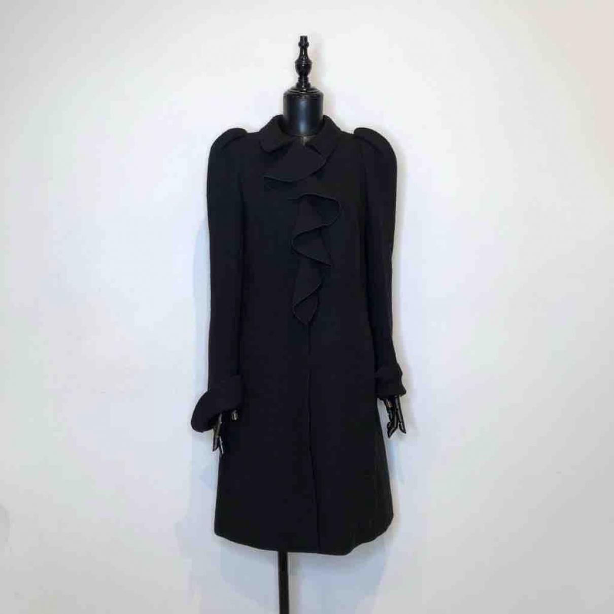 Giambattista Valli - Robe   pour femme en laine - noir